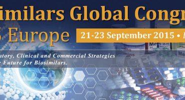 Biosimilars Global Congress 2015 Europe