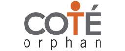 Cote Orphan Logo