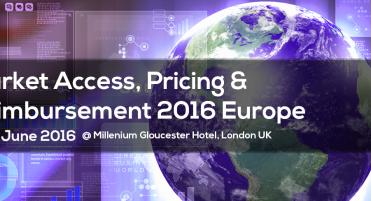 Market Access, Pricing and Reimbursement 2016 Europe