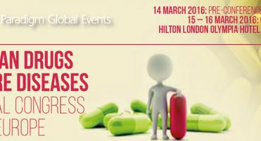 Orphan Drugs & Rare Diseases Global Congress 2016 Europe