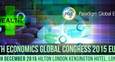 Health Economics Global Congress 2015 Europe