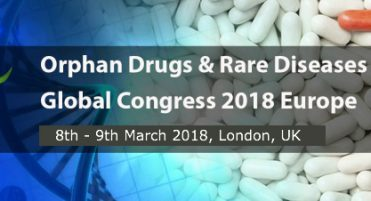 Orphan Drugs and Rare Diseases Global Congress 2018 Europe