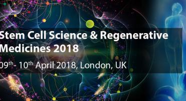 Stem Cell Science & Regenerative Medicines 2018