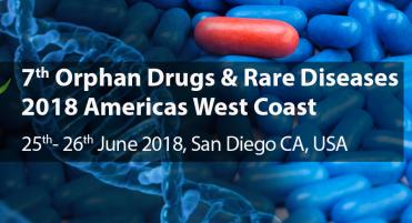 Orphan Drugs & Rare Diseases 2018 Americas West Coast