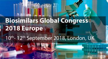 Biosimilars Global Congress 2018 Europe