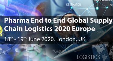 Pharma End to End Global Supply Chain Logistics 2020 Europe