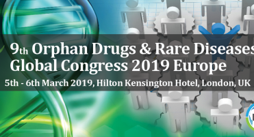Orphan Drugs and Rare Diseases Global Congress 2019 Europe