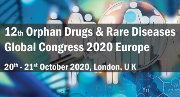 Orphan Drugs and Rare Diseases Global Congress 2020 Europe