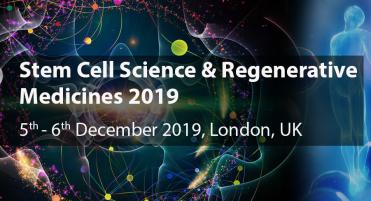 Stem Cell Science and Regenerative Medicines 2019