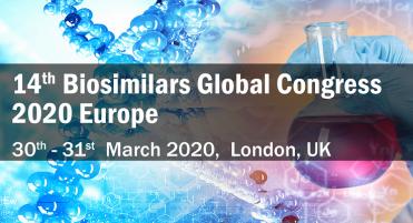 14th Biosimilars Global Congress 2020 Europe