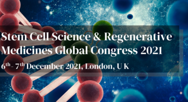 Stem Cell Science & Regenerative Medicines Global Congress 2021